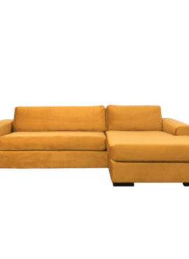 Fiep sofa | Ochre right