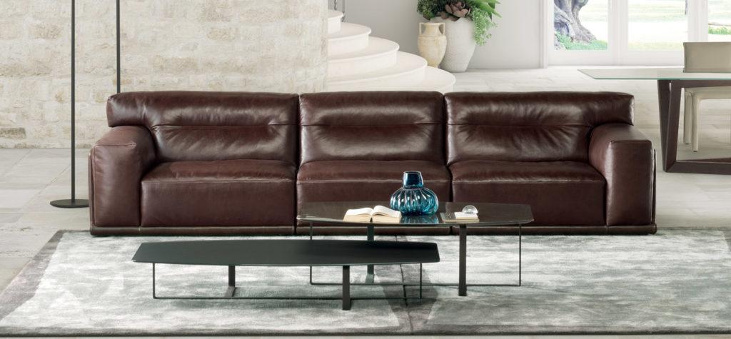 Natuzzi Dorian sofa