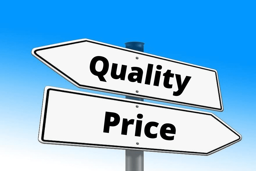 quality vs price
